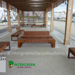 Seduta Harris Isola, design Sjit