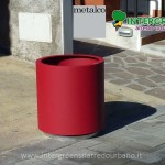 Fioriera Aster, Metalco Design Department