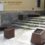 Fioriera Alfa design di Raffaele Lazzari