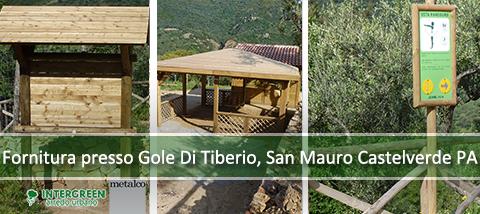 Geosito gole Di Tiberio – 90010 San Mauro Castelverde PA