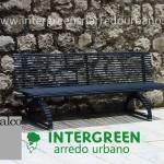 Panca modello Libre design Alfredo Tasca